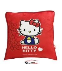 Im Kitty หมอนผ้าห่ม 2 in 1 เมื่อกางออกมาใช้เป็นผ้าห่มได้ ด้านในเป็นผ้าไนล่อนบุใยสังเคราะห์เกรด A