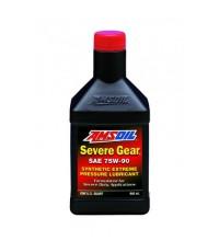 AMSOIL น้ำมันเกียร์สังเคราะห์และเฟืองท้าย Severe Gear 75W-90 ขนาด 0.946 ลิตร