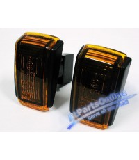 Auto Pro. ชุดแต่งไฟหรี่ ไฟเลี้ยวสีส้มใส สำหรับรถวอลโว่ Volvo 850 940 960 S40 S70 V40 V70
