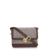 Charles Keith ART CK2-90660103  Straight Lines BROWN