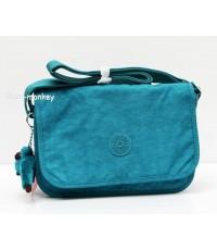 กระเป๋า Kipling Louiza Turqouise Blue  ซื้อชิ้นนี้ได้ 28 Point