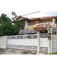 (มีผู้เช่าแล้ว) บ้านเดี่ยวให้เช่า! สวย หลังใหญ่ ม.เมืองทองธานี-แจ้งวัฒนะ ใกล้ศูนย์อิมแพ็ค