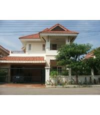 (มีผู้เช่าแล้ว) บ้านสวยให้เช่า! ราคาถูก ถูก บ้านใหม่ อินเตอร์เนต หมู่บ้าน Imperial Laguna บางใหญ่