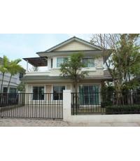 (มีผู้เช่าแล้ว)บ้านสวย ให้เช่าถูกฝุดๆ ม.พฤกษ์ลดา-รังสิตคลอง4 LH สาธารณูปโภคครบ บ้านน่าอยู่มั่กมาก