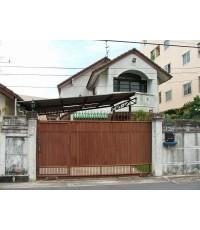 (บ้านเช่าไปแล้ว) บ้านเช่าลาดพร้าวราคาถูก อยู่ซอยภาวนา ลาดพร้าว41 บ้านเดี่ยวกว้างขวาง 75ตรว. 5 ห้องนอ