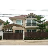 (มีผู้เช่าแล้ว) บ้านใหม่ให้เช่า ราคาถูก สวยกว้างขวาง 4 ห้องนอน หมู่บ้านศุภลัยวิลล์ ดอนเมือง ใกล้ห้าง