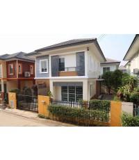 บ้านสวยให้เช่า หมู่บ้านพฤกษาวิลเลจ ซีนเนอรี่ รัตนาธิเบศร์-บางใหญ่ บ้านปรับปรุงใหม่ให้เช่าราคาถูก