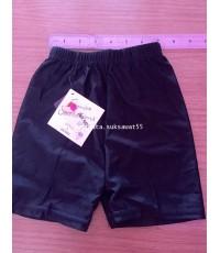 กางเกงซับในเด็ก เบอร์ Freesize สีดำ