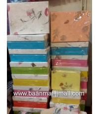 กล่องของขวัญกระดาษสา ขนาดต่างๆ  และรับสั่งทำตามแบบและขนาดของลูกค้า