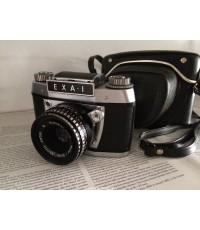 กล้อง Exa 1 + Meyer 2.8/50 +