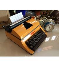 เครื่องพิมพ์ดีด ของเด็กเล่น งานสังกะสี Lilliput เยอรมันนี