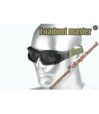 Loadout.Master-Hero-Series.zero-fog.mesh.eye.protectiongoggles(Selectable)แว่นตะข่ายราคา350บาท
