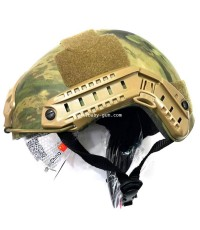 Army Military Equipment Airsoft Paintball Combat Tactical Fast Helmet  {Protective} หมวก Fast