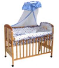 เตียงไม้ฟาร์ลิน