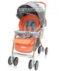 รถเข็นเด็กฟาร์ลิน LT2X สีส้ม