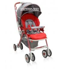 รถเข็นเด็กฟาร์ลิน LT2X สีแดง