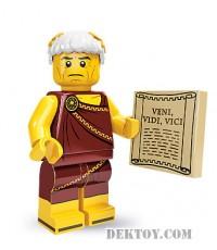 เลโก้ มินิฟิกเกอร์ ซีรี9 Roman Emperor เบอร์ 5