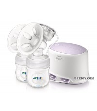 Philips Avent Twin electric breast pump Natural SCF334/02