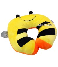 หมอนรองคอเด็กมายด์แคร์ หน้าผึ้ง