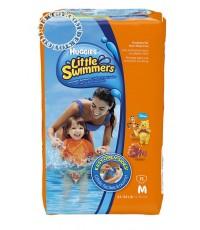 ฮักกี้ส์ ลิตเติ้ล สวิมเมอร์ส กางเกงผ้าอ้อมใส่ว่ายน้ำ ไซส์ M ขนาด 11 ชิ้น