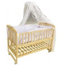 เตียงไม้เด็กคาเมร่า CWC-690
