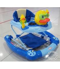 รถหัดเดินโมเดิร์นแคร์-Modern Care 0061 สีน้ำเงิน