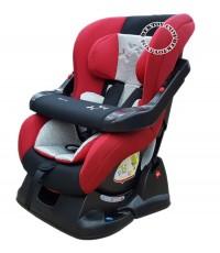 Fin babiesplus ฟินเบบี้พลัส คาร์ซีทติดรถยนต์ Baby Car Seat LB-717 สีแดง