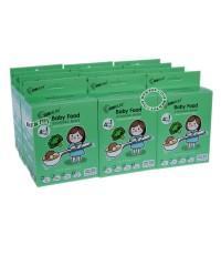 Sunmumถุงบรรจุอาหารแช่งแข็งสำหรับเด็กซันมัม30ใบx12กล่อง