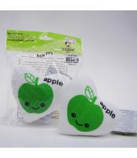 ฟองน้ำขนหนูอาบน้ำเด็ก Tomtom 2303 แอปเปิ้ล