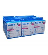 NATUR เนเจอร์ ถุงเก็บน้ำนมขนาดเล็ก4ออนซ์30ใบx12กล่อง(360ใบ)