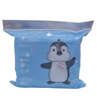 PENGUIN เพนกวิน สำลีแผ่นขนาดใหญ่พิเศษ100แผ่น