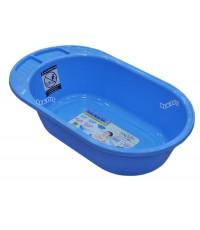 NANNY แนนนี่ อ่างอาบน้ำเด็กแนนนี่3069สีฟ้า