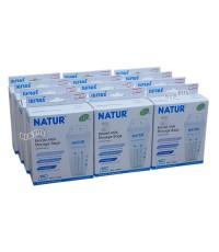 NATUR เนเจอร์ ถุงเก็บน้ำนมเนเจอร์8ออนซ์30ใบx12กล่อง (360ใบ)