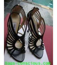 jimmy choo high heel in black