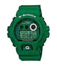Casio G-Shock นาฬิกาข้อมือผู้ชาย สายเรซิ่น สีเขียว รุ่น GD-X6900HT-3DR