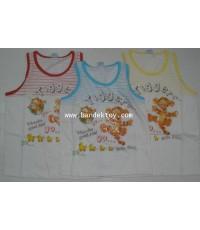 เสื้อกร้ามเด็กชายลายทิกเกอร์ 2238 size S-L