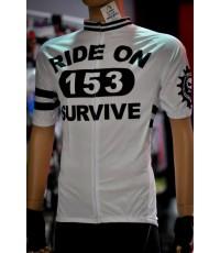 เสื้อปั่น BOOM CYCLING (BCR-66) Size XXL