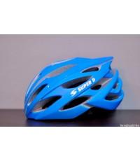 หมวกจักรยาน Super D 808 [ฟ้า]