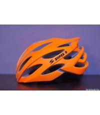 หมวกจักรยาน Super D 808 [ส้ม]
