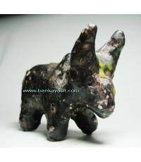 วัวธนูขมังเวทย์ ของ ลป. ศุข แห่งวัดปากคลองมะขามเฒ่า