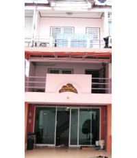 บ้านลมหวล บริเวณชายหาดชะอำ จ.เพชรบุรี