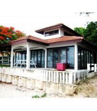 บ้านวินเทจ 28  ชายหาดชะอำ พร้อมสระว่ายน้ำ หาดสะอาดส่วนตัว จ.เพชรบุรี