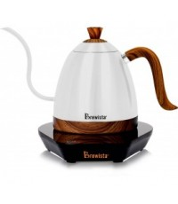 Brewista 600 Ml. Electric Kettle - Pearl White