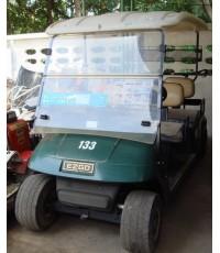 รถกอล์ฟไฟฟ้ามือสองอเมริกา EZ-GO  48V  4 ที่นั่ง