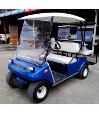 รถกอล์ฟไฟฟ้าโซล่าเซลล์ Club Car 2-4 ที่นั่ง บูรณะใหม่