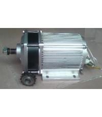มอเตอร์ไฟฟ้า  BLDC gear Motor 48V - 72V 1500W-2200W