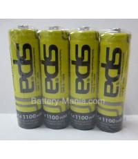 แบตเตอรี่นิเกิลแคดเมียม SPA BATTERY Ni-Cd AA 1100mAh Nickel Cadmium Rechargeable Battery