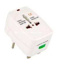 Universal Travel Adapter หัวแปลงปลั๊กไฟ ใช้ได้ทั่วโลก มี Surge Protection