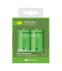ถ่านชาร์จ (แพ็ค2ก้อน) ReCyko+ GP 300CHCETH-2GBAS2