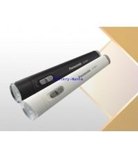 ไฟฉาย LED PANASONIC BF-BG01TL Black And White set ออกใบกำกับภาษีได้